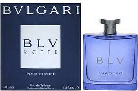 Bvlgari - BLV Notte Eau De Toilette Spray 100ml product image
