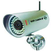 Byron C901IP WiFi CCTV Camera