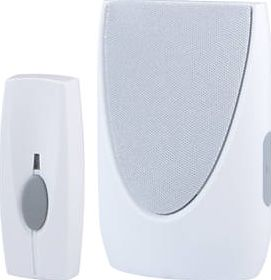 Byron, 1228[^]55041 Wireless BY201 Portable Door Chime with Li-Ion