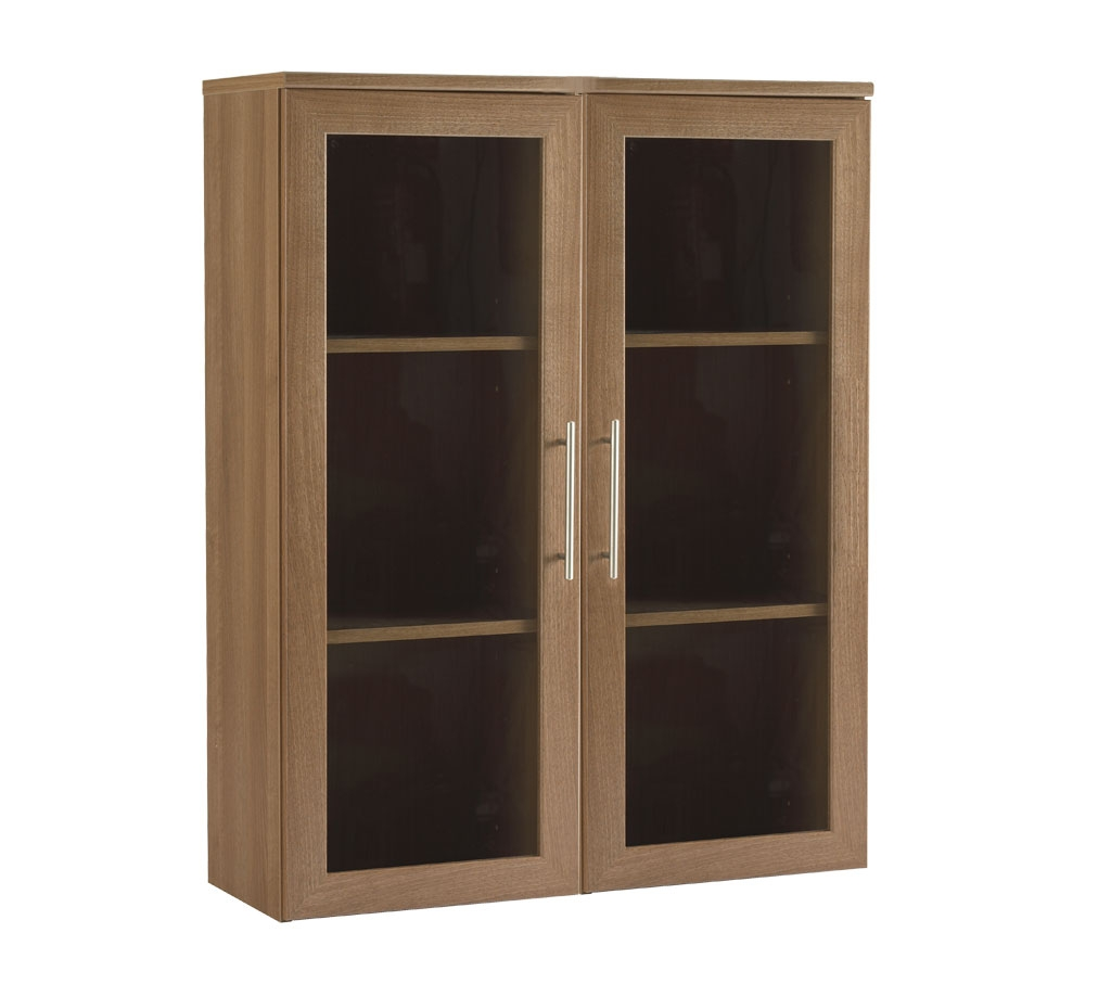 walnut bookcase with glass doors antique italian walnut bookcase with glass doors on the