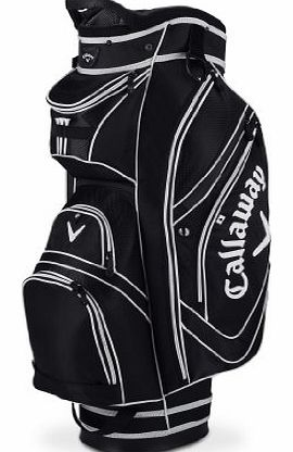 Golf 2014 Chev Org Cart Bag Black