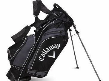 Golf 2014 Hyper-Lite 5 Stand Bag Black/Charcoal