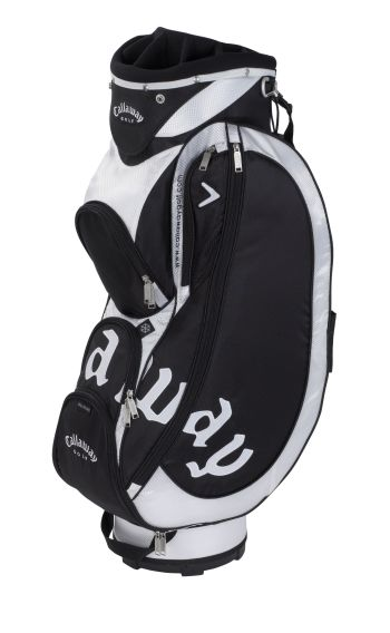 STRIKE CART TROLLEY GOLF BAG Black/Orange