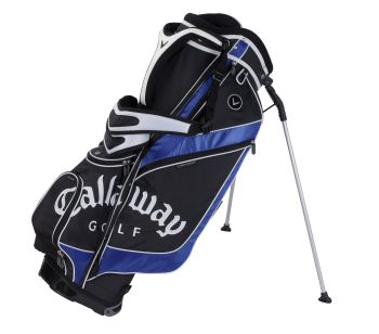 STRIKE STAND PLUS CARRY GOLF BAG Black/Blue