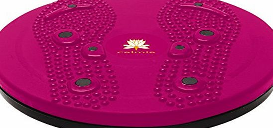 CALMIA  Womens Magnets Twist Board - Pink