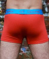 Calvin Klein CK Modal Acid Coral Trunks product image