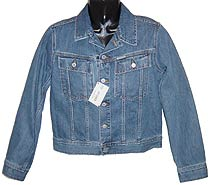 Jeans - Denim Jacket