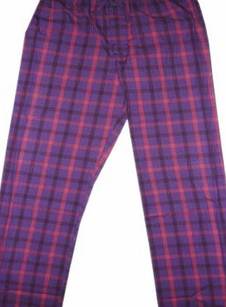 Calvin Klein Preston Plaid Pyjama Bottoms, Multi Size: Large