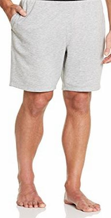 Calvin Klein Soft Lounge Pyjama Shorts - Heather Grey