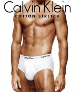 Calvin Klein Underwear Calvin Klein Cotton Stretch Hip Brief x 3 Pack - product image