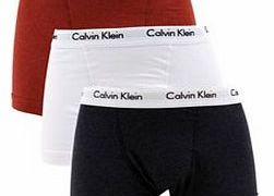 Calvin Klein Underwear Calvin Klein Cotton Stretch Trunk x 3 Pack - product image
