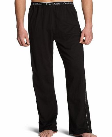 Calvin Klein Underwear Mens CK ONE COTTON Pyjama Bottoms, Black, X-Large