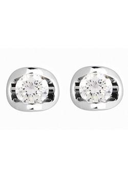 Canadian Ice Diamond Stud Earrings