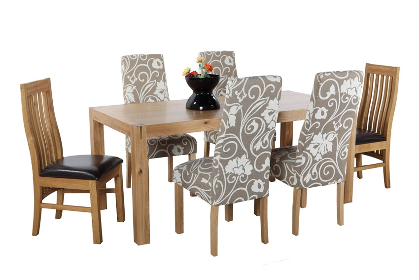 canberra Dining Table and 4 Emilia Chairs and 2 product image