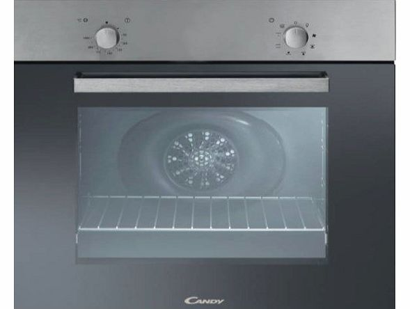 Candy FP206X Fan-assisted Electric Built-in Single Oven Stainless Steel product image