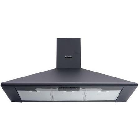 Cannon Anthracite Cooker Hood 100cm - CLICK FOR MORE INFORMATION