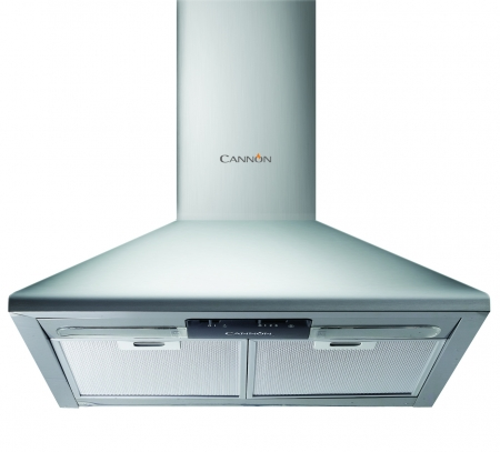 Cannon Stainless Steel Cooker Hood 90cm - CLICK FOR MORE INFORMATION