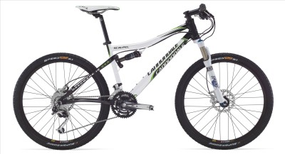 Cannondale Scalpel 5 2009