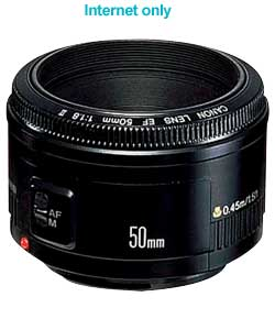 canon 52mm EF50 F/ 1.8 Filter