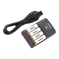 Canon CBK 4-300 - Battery charger 4xAA - product image