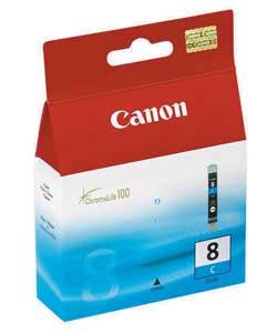 Μελάνι CLI-8 (Cyan) Original για Canon