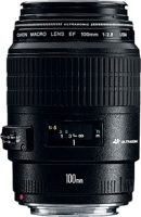 Canon EFM100mm f/2.8 USM compatible with Filter