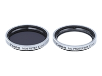 Canon FS H37U - filter kit - neutral density / protection -