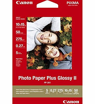 canon Glossy Photo Paper 50 Sheet product image