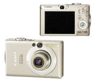 canon ixus 60: