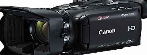 Canon LEGRIA HF G40 High-Definition Camcorder (20x Optical Zoom, 400x Digital Zoom, 3.5 inch OLED Touchscreen) - Black