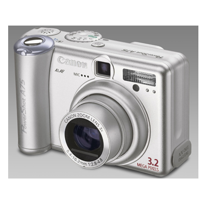 canon powershot a75 digital camera review, compare