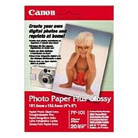 Canon PP-101 Photo Paper Plus Glossy 4x6 (10x15) product image