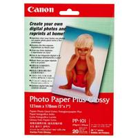 Canon PP-101 Photo Paper Plus Glossy 5x7 (13x18) product image