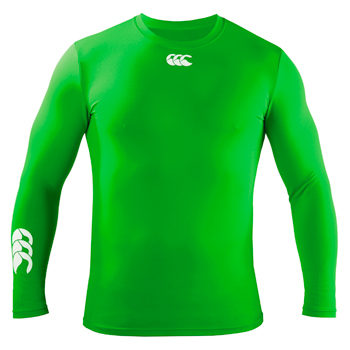 Canterbury  Base Layer Cold LS T-Shirt House Green product image