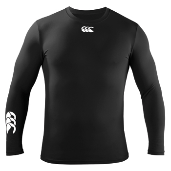 Canterbury Base Layer Cold LS T-shirt Kids Black product image