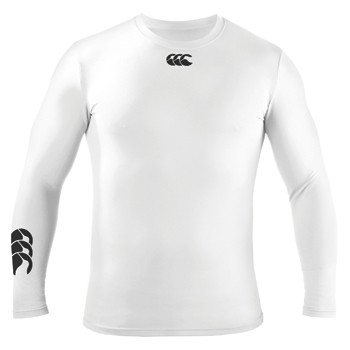 Canterbury  Base Layer Cold LS T-shirt Kids White product image