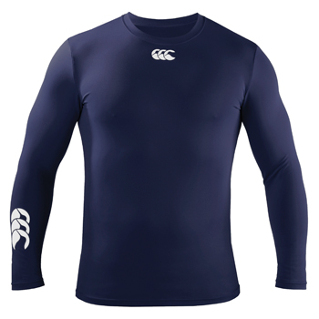 Canterbury  Base Layer Cold LS T-Shirt Navy product image