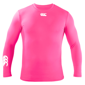 Canterbury  Base Layer Cold LS T-shirt Pink product image