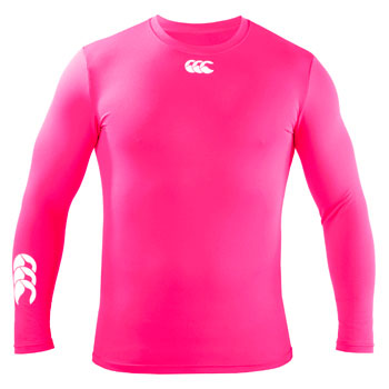 Canterbury  Base Layer Hot LS T-shirt Pink product image