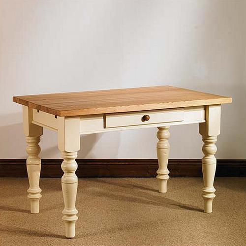 Canterbury pine painted furniture canterbury painted pine dining table 5 review compare - Dining tables buy online ...