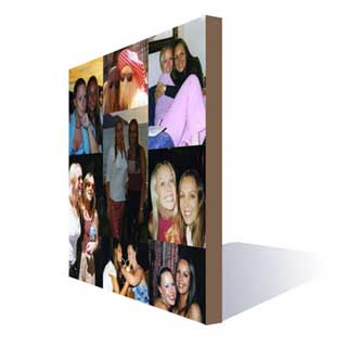 Canvas Photo Montage product image