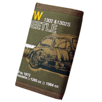 canvas Wallet - Haynes (beetle) product image