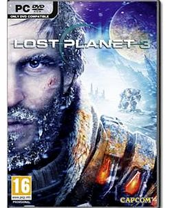 Capcom Lost Planet 3 on PC