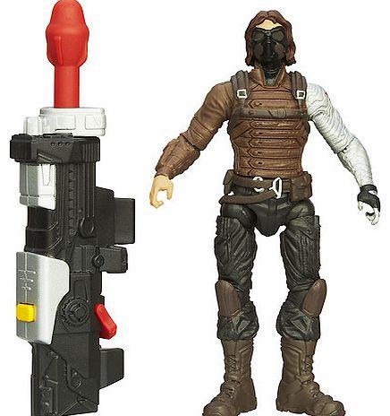 Captain america super soldier gear precision action for Gear company of america