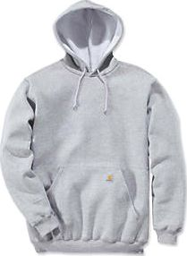 Carhartt, 1228[^]5797F K121 Hoodie Heather Grey X Large Chest