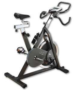 exercise bikes carl lewis spin bike