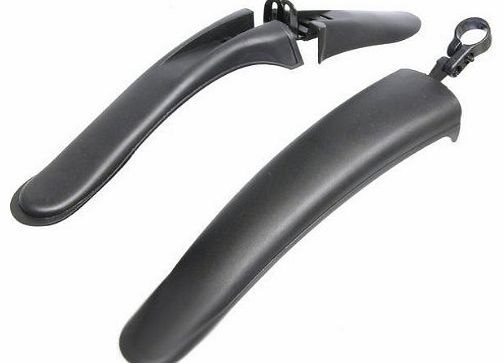 Bicycle Bike Mudguards Front And Rear 20`` & 24``