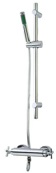 Cascata Cross-Handle Shower Mixer - Excluding Shower Kit product image