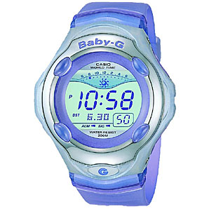 casio Baby G Watch- Blue Kids Clothes - Girl - review, compare prices
