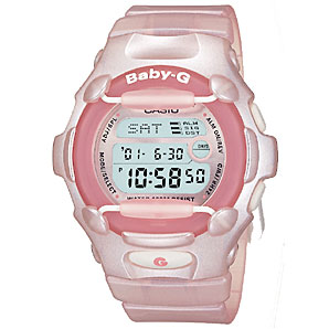 Casio Baby-G Gemmy Dial Ladies